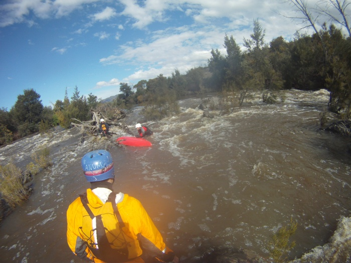 Murrumbidgee rescue rapid